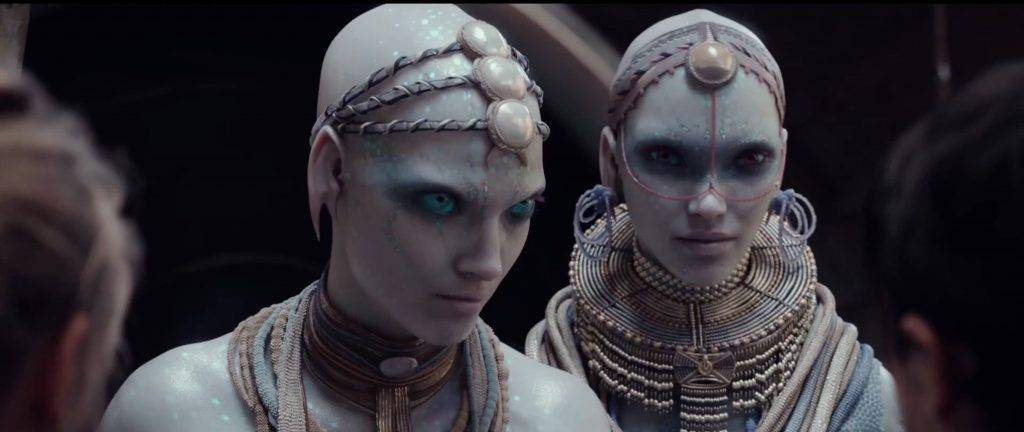 «Валериан и город тысячи планет»: смотреть только ради картинки 1