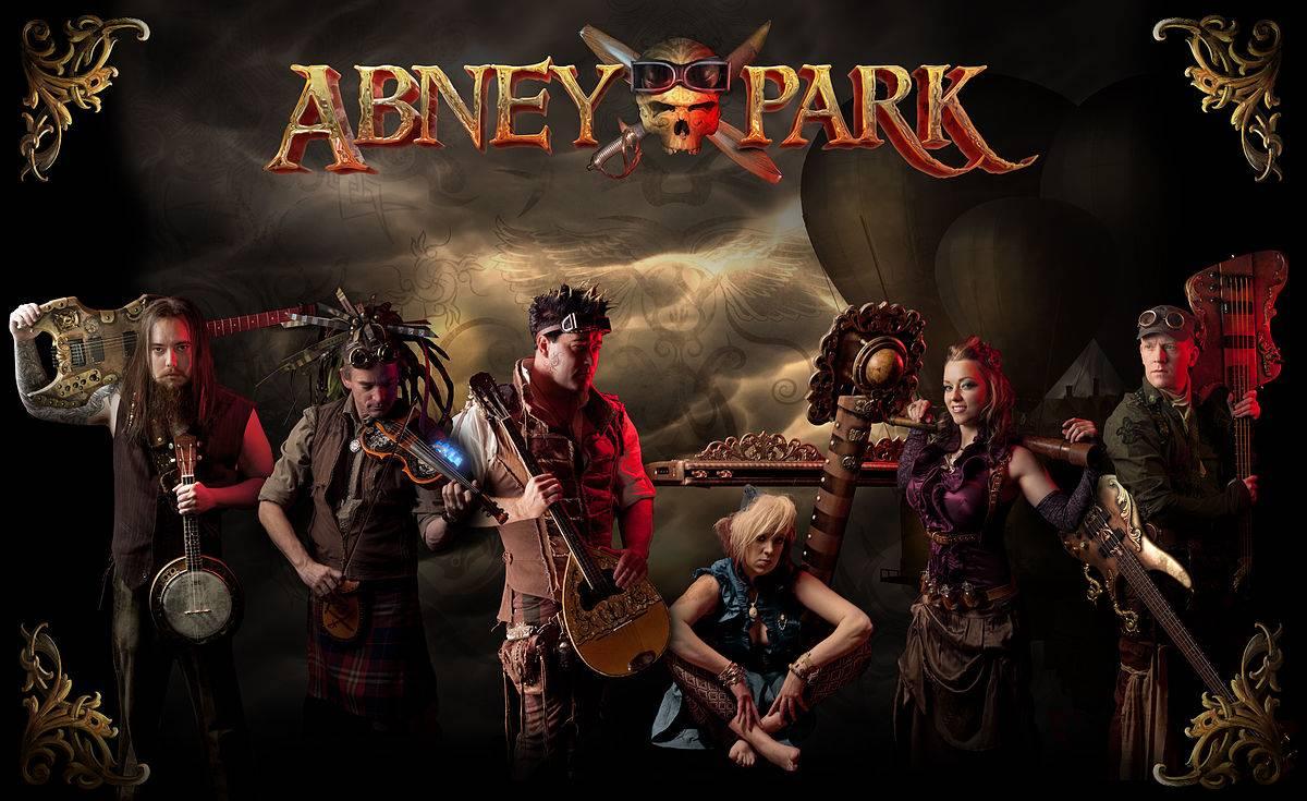 Abney Park приезжают в Россию!