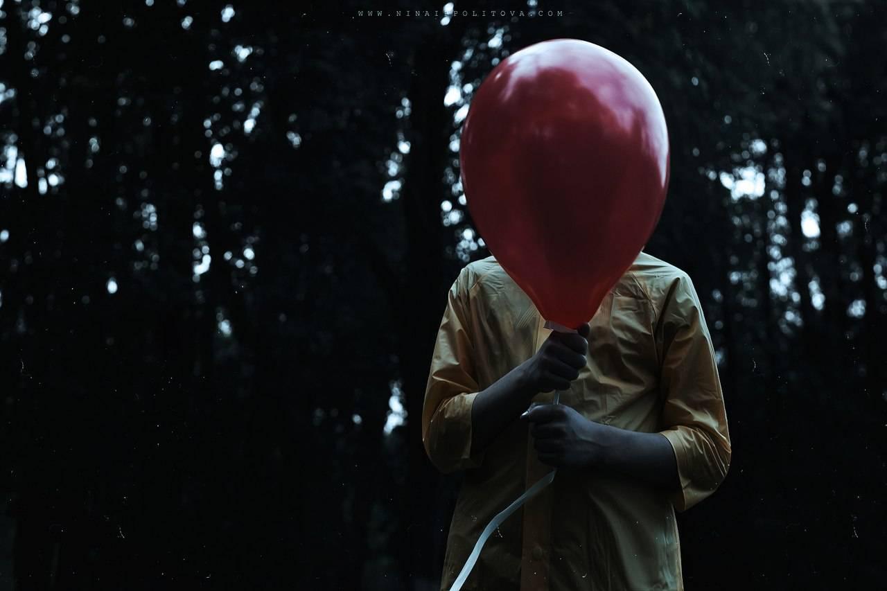 Косплей: страшные клоуны и пугающие дети из фильма «Оно» 12