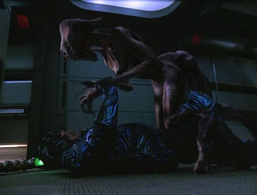 Расы инопланетян из «Звёздного пути»