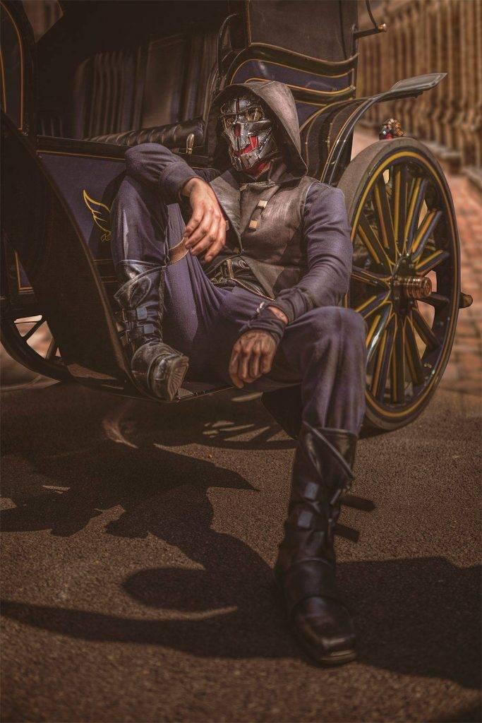 Corvo (Maul Cosplay)
