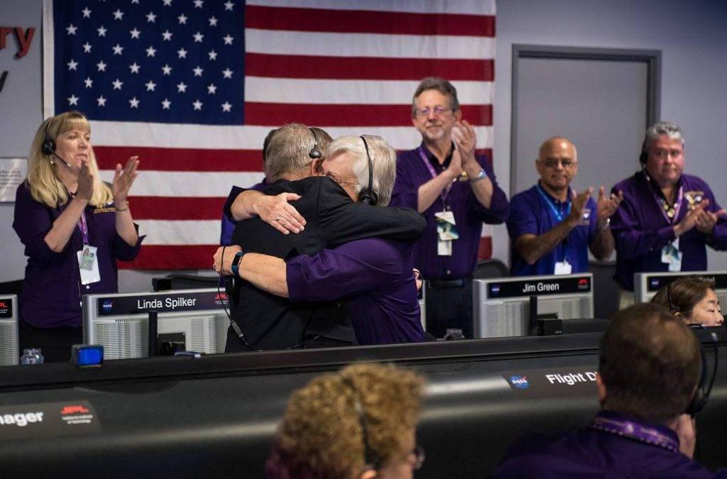 Прощай, «Кассини»: итоги 20-летней миссии к Сатурну 4