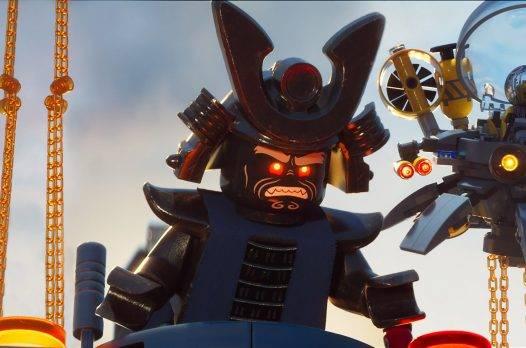 «Лего Ниндзяго Фильм»: реклама игрушек и семейных ценностей 2