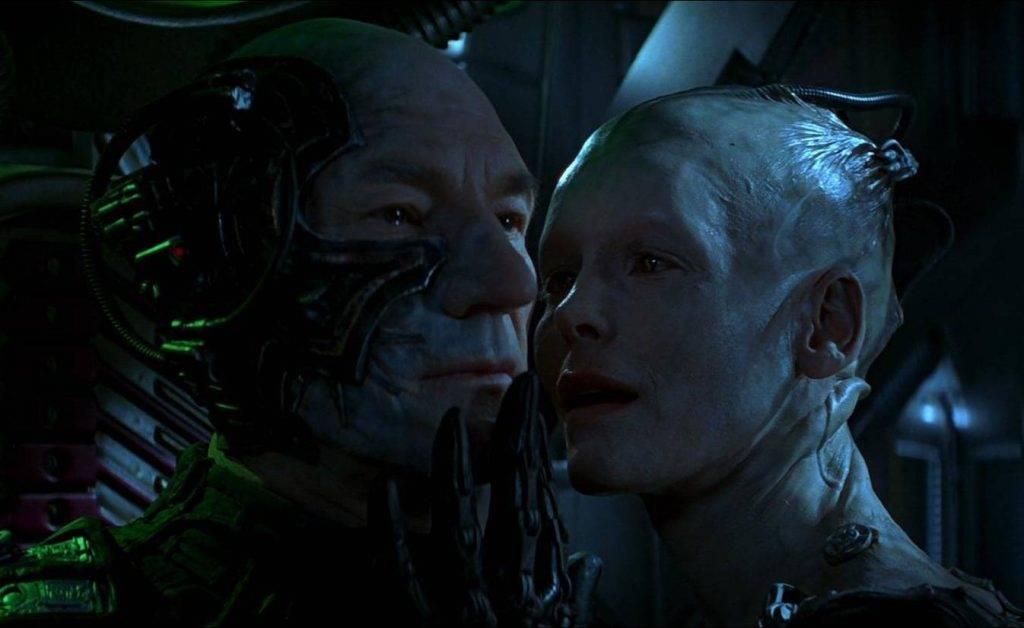 Расы инопланетян из «Звёздного пути» 13