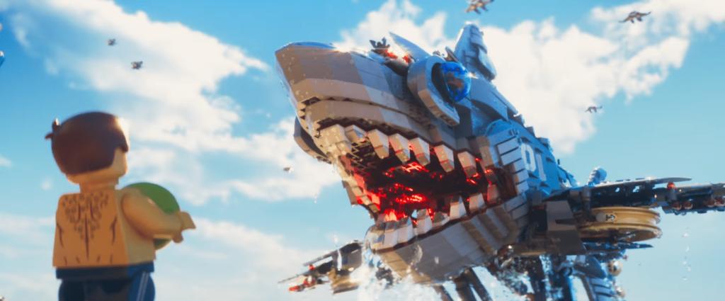 «Лего Ниндзяго Фильм»: реклама игрушек и семейных ценностей 3