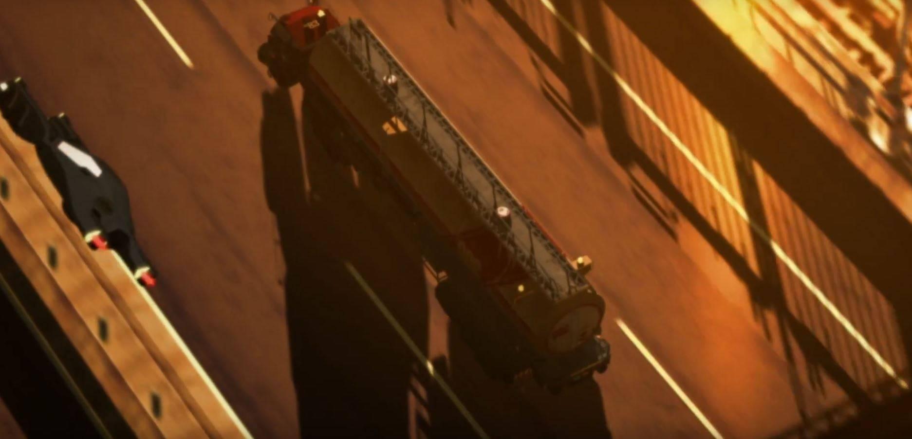Короткометражка: Black Out 2022 аниме-приквел «Бегущего по лезвию 2049»