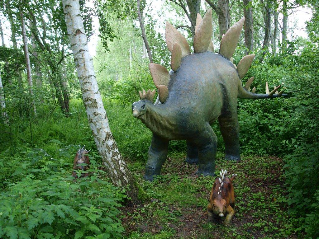 Почему вымерли динозавры? 10