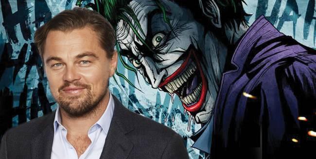 Слух: Warner Bros. хотят пригласить в сольный фильм про Джокера Леонардо ди Каприо