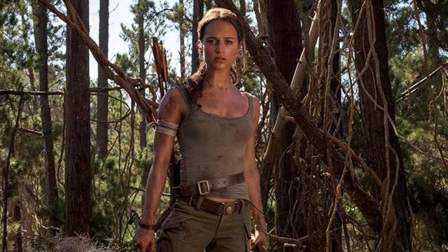 Вышел первый трейлер Tomb Raider с Алисией Викандер в роли Лоры Крофт