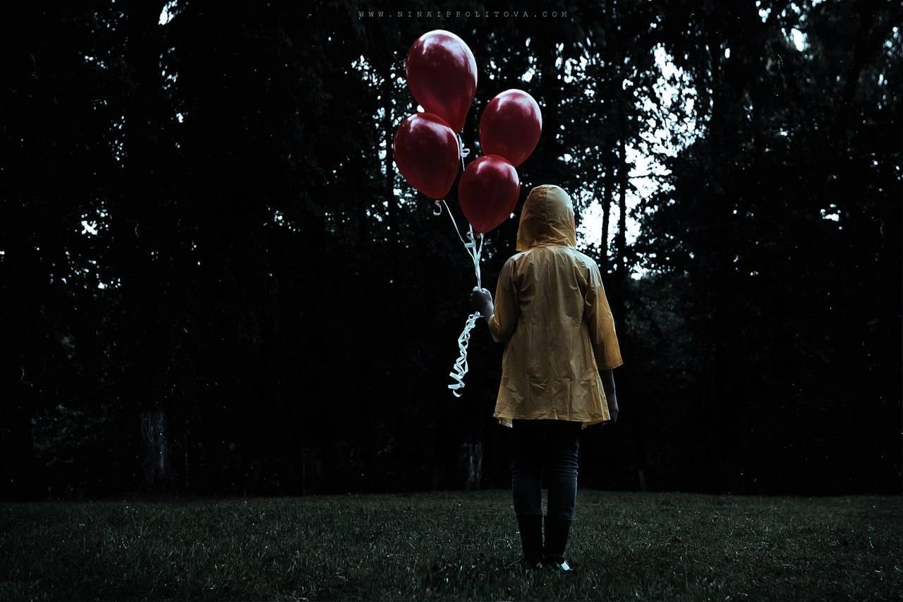 Косплей: страшные клоуны и пугающие дети из фильма «Оно» 16