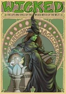 Грегори Магвайр «Ведьма»