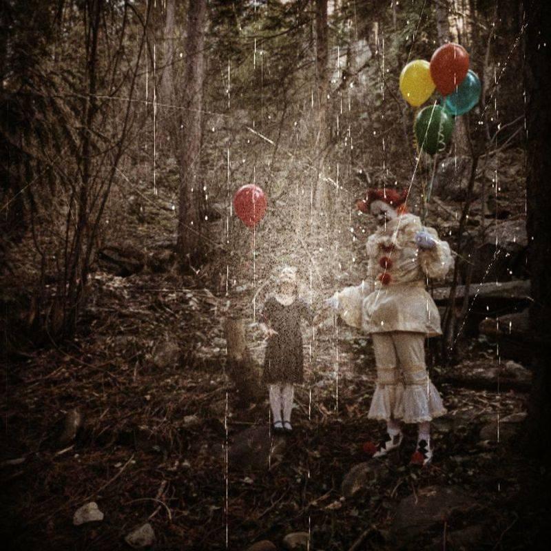 Косплей: страшные клоуны и пугающие дети из фильма «Оно» 4