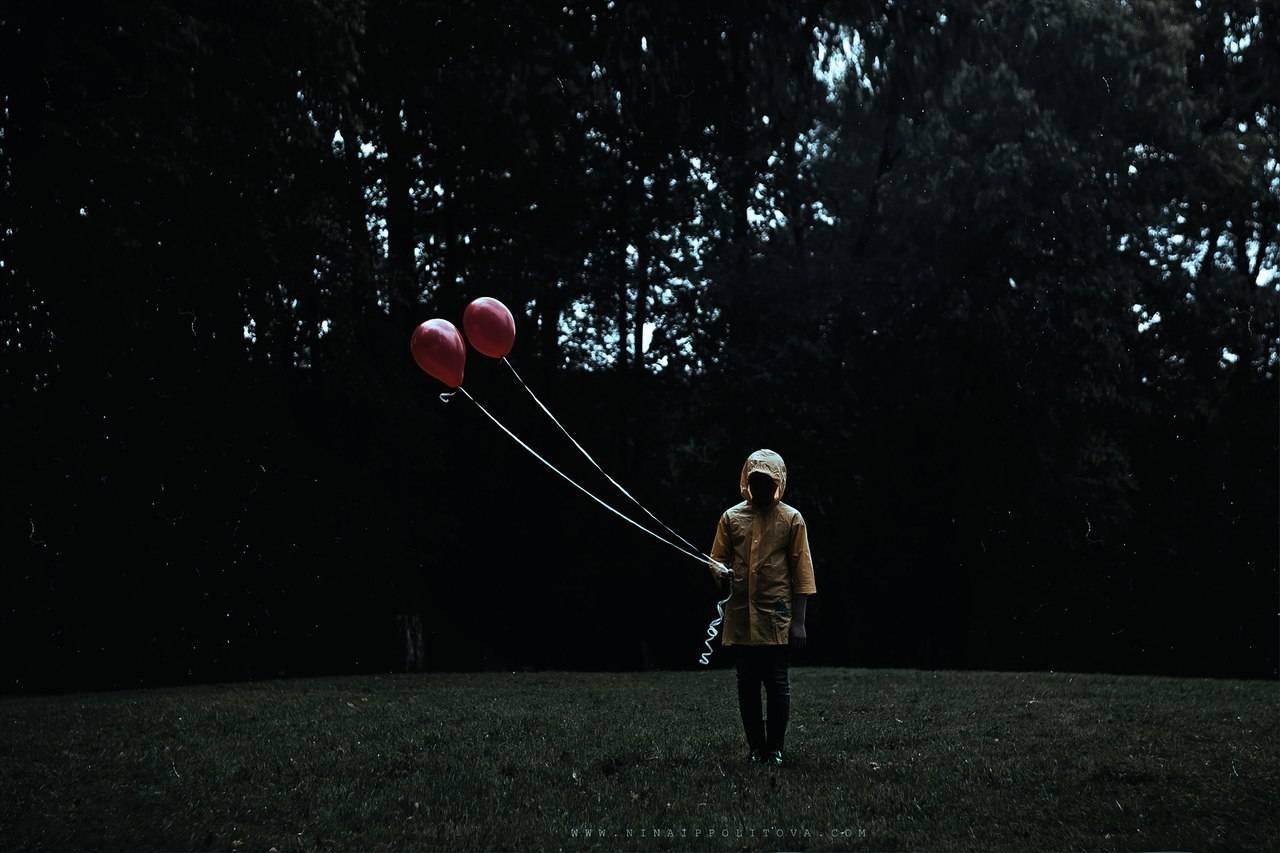 Косплей: страшные клоуны и пугающие дети из фильма «Оно» 13