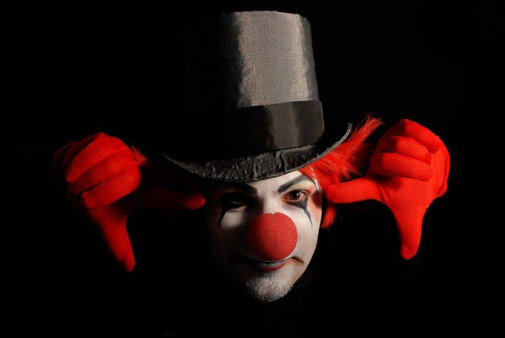 Почему клоуны страшные? 5