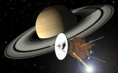 Прощай, «Кассини»: итоги 20-летней миссии к Сатурну 19