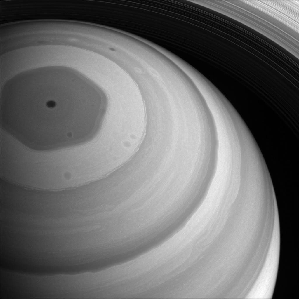 Прощай, «Кассини»: итоги 20-летней миссии к Сатурну