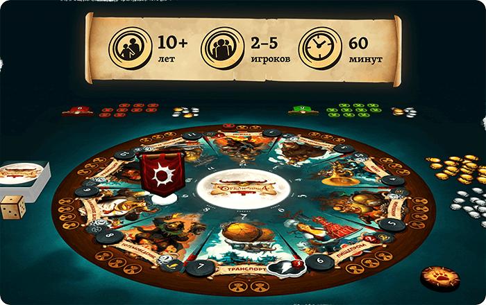Краудфандинг: настольная игра «Оркономика»
