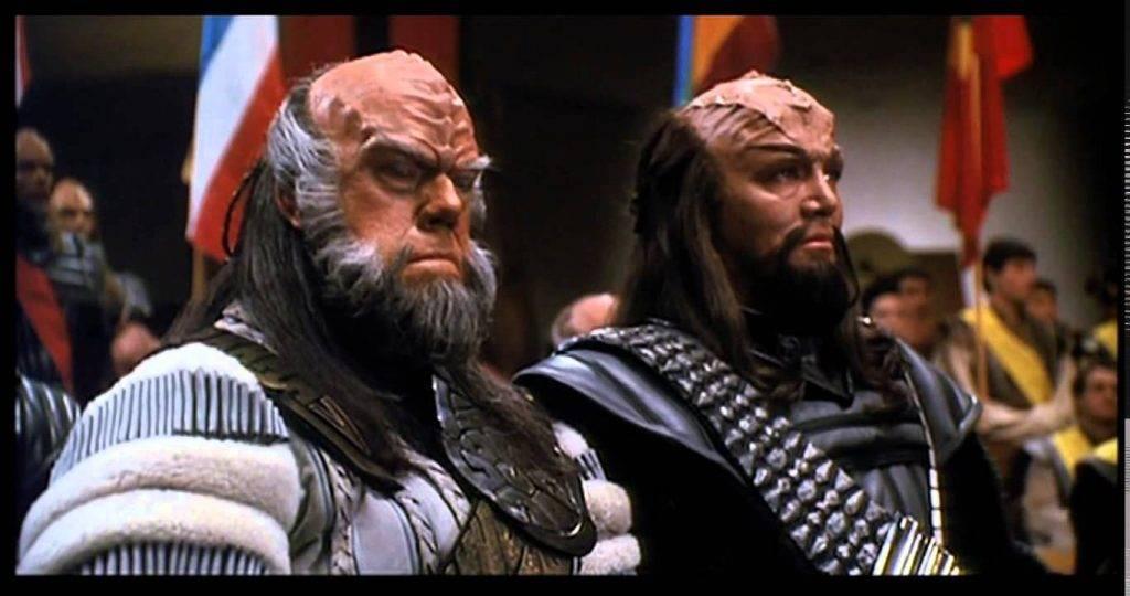 Расы инопланетян из «Звёздного пути» 27