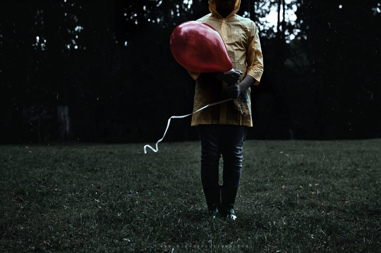 Косплей: страшные клоуны и пугающие дети из фильма «Оно» 14