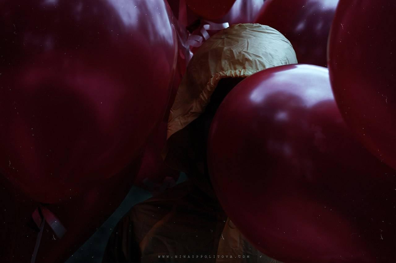 Косплей: страшные клоуны и пугающие дети из фильма «Оно» 15