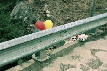 Косплей: страшные клоуны и пугающие дети из фильма «Оно»