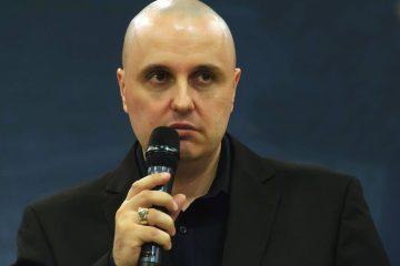 Писатель Дмитрий Силлов