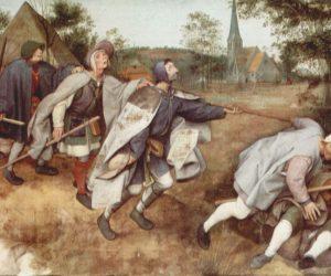 Бродяги и нищие в Средние века 15