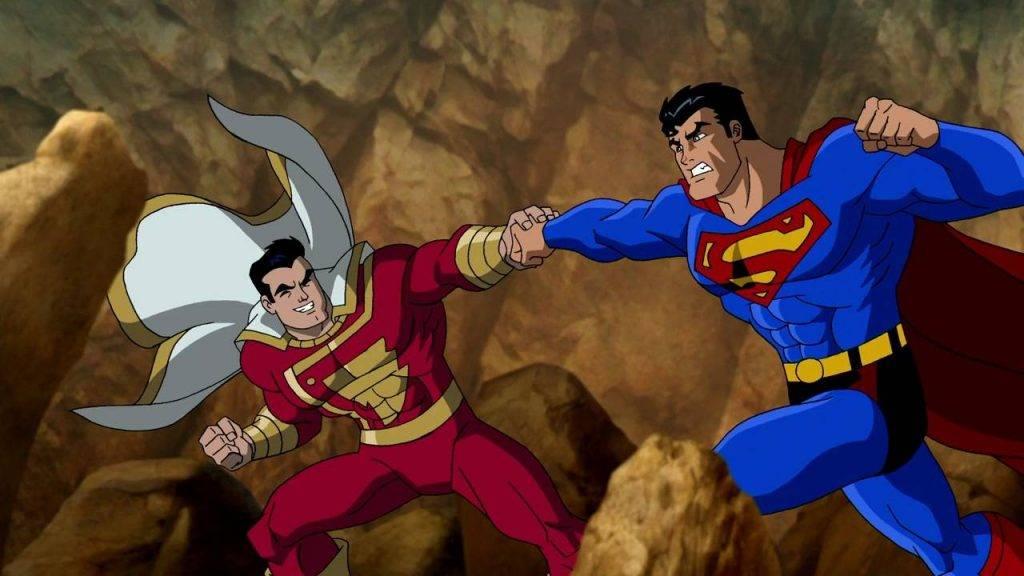 Мультфильмы — самые точные экранизации DC 10