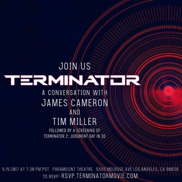 Официально: режиссёр «Дэдпула» снимет новый фильм про Терминатора 1