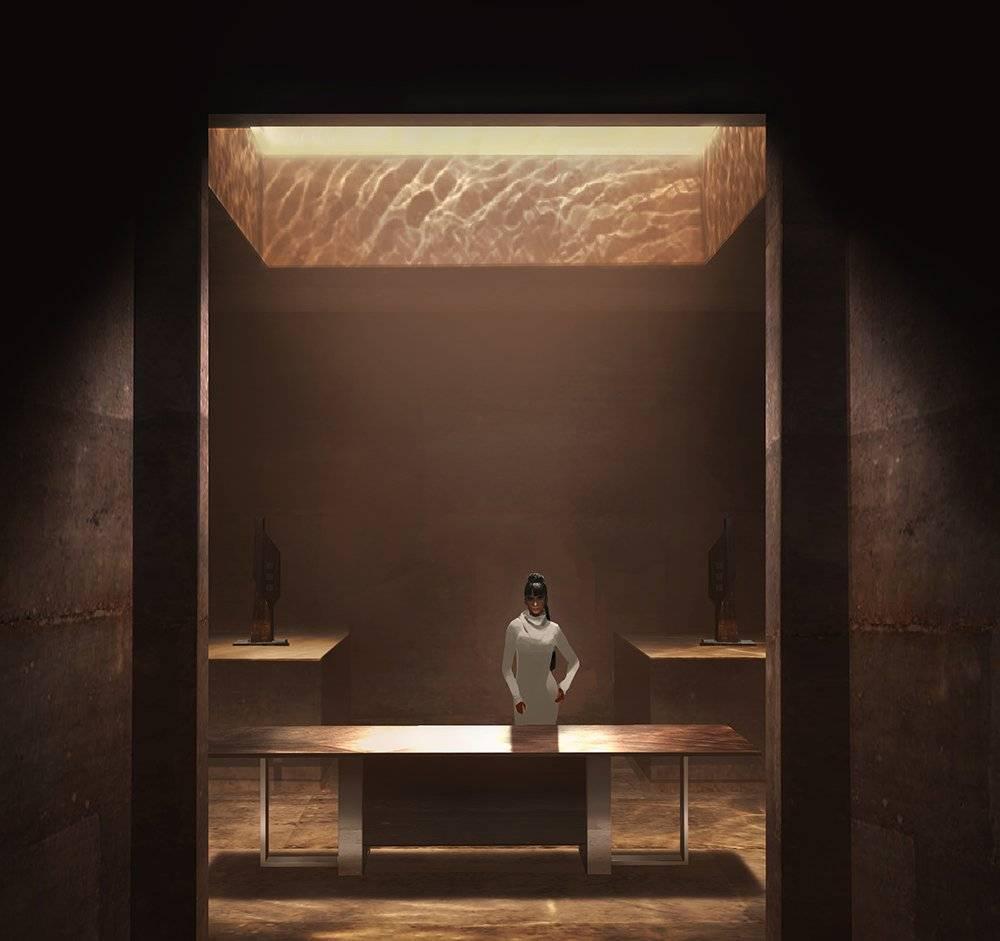 Виды киберпанка: стильные концепт-арты к фильму «Бегущий по лезвию 2049» 23