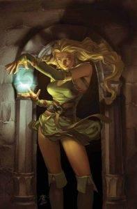 Тор и другие скандинавские боги по версии MARVEL 1