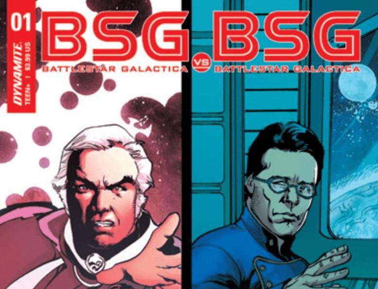 Battlestar Galactica получит продолжение в виде комикса