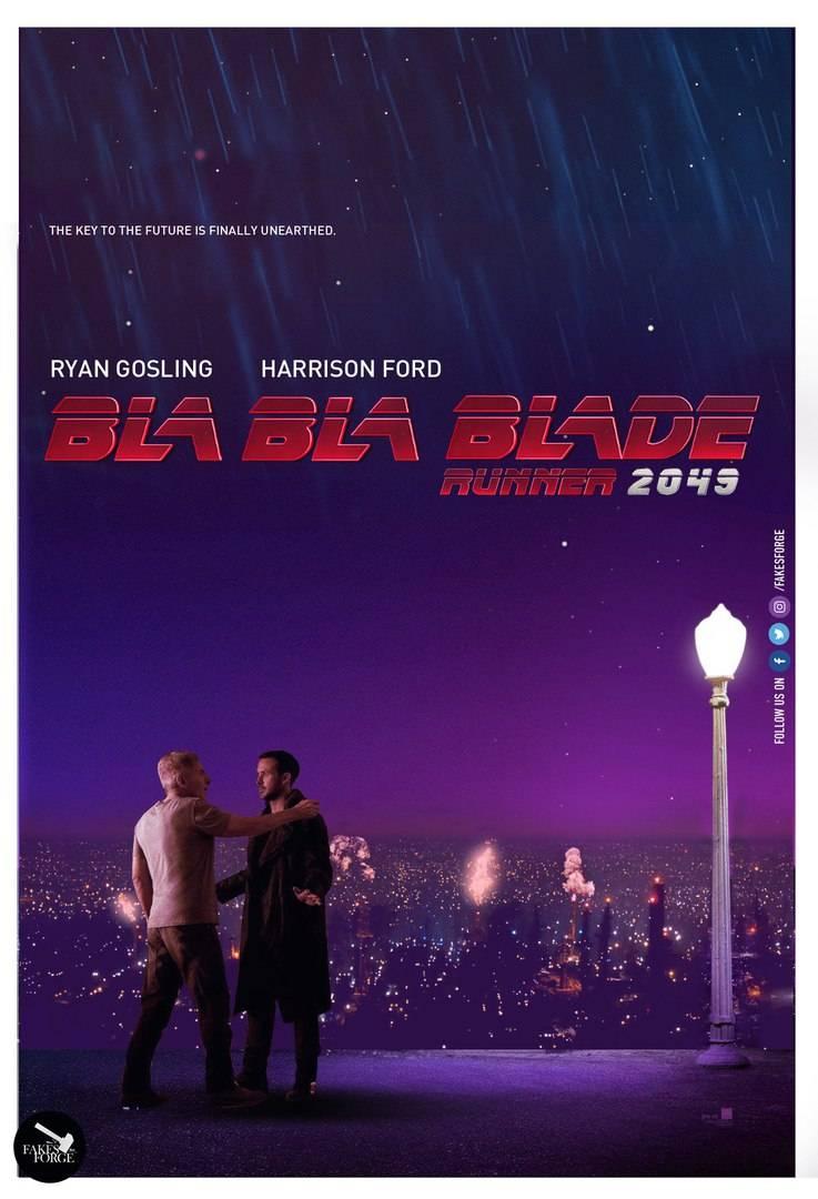 «Ла-Ла-Ленд 2049». В Сети соединяют два выдающихся фильма этого года 1