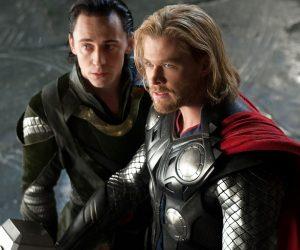 Тор и другие скандинавские боги по версии MARVEL