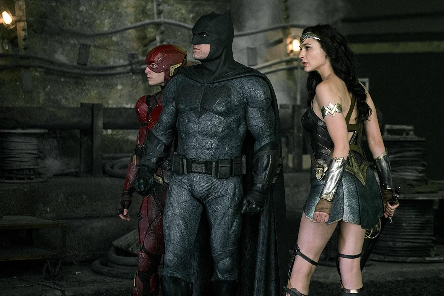 В Сеть «утек» сюжет «Лиги Справедливости». Так вот при чём здесь Супермен!.. 1