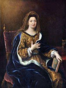 Франсуаза де Ментенон