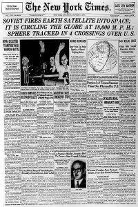Его назвали Sputnik: история первого искусственного спутника 33