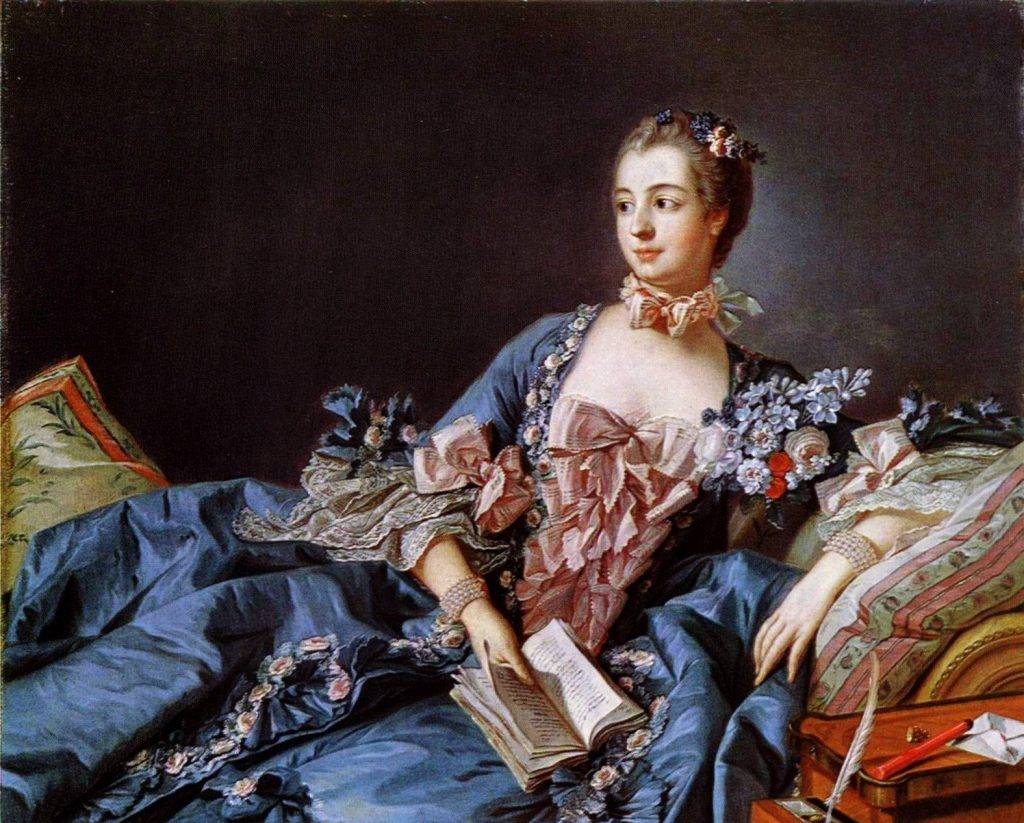 Жанна-Антуанетта Пуассон, маркиза де Помпадур