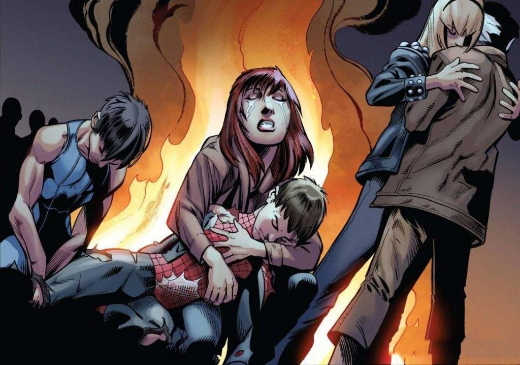 Кто умрёт в «Мстителях 4»? 6