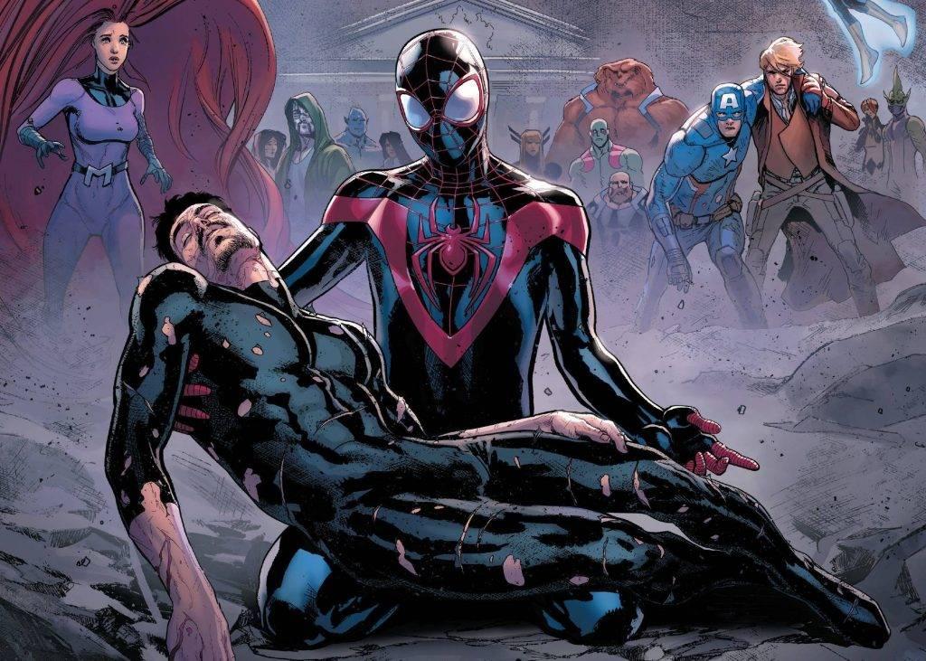 Кто умрёт в «Мстителях 4»? 10