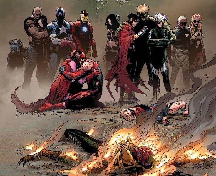 Кто умрёт в «Мстителях 4»? 11