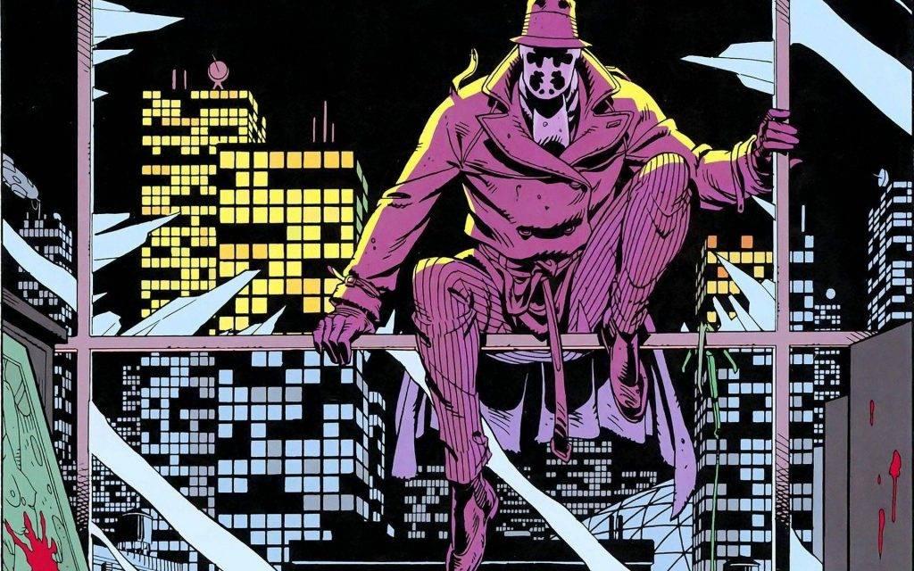 Алан Мур: комиксист, джентельмен имаг 1