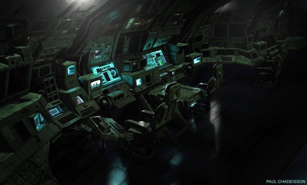 Виды киберпанка: стильные концепт-арты к фильму «Бегущий по лезвию 2049» 1