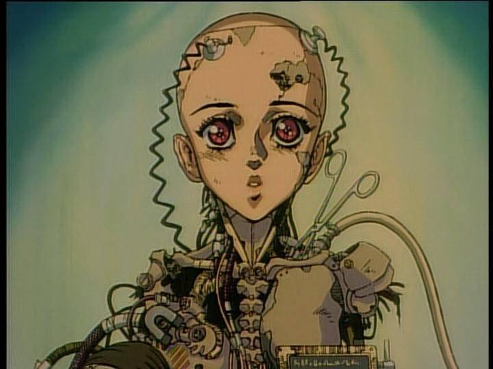Киберпанк-аниме: лучшее и главное 5