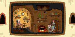 Disney запускает мобильную игру по мотивам фильма «Последний богатырь» 1