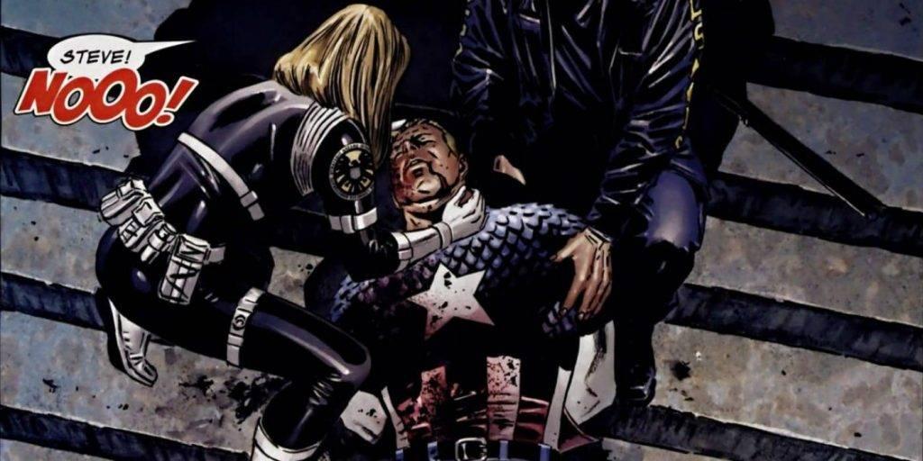 Кто умрёт в «Мстителях 4»? 1