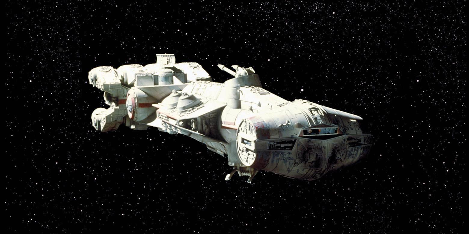 Какой корабль самый быстрый в «Звёздных войнах»? Нет, не «Тысячелетний Сокол»