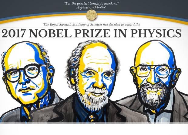 Нобелевскую премию по физике вручат за исследование гравитационных волн