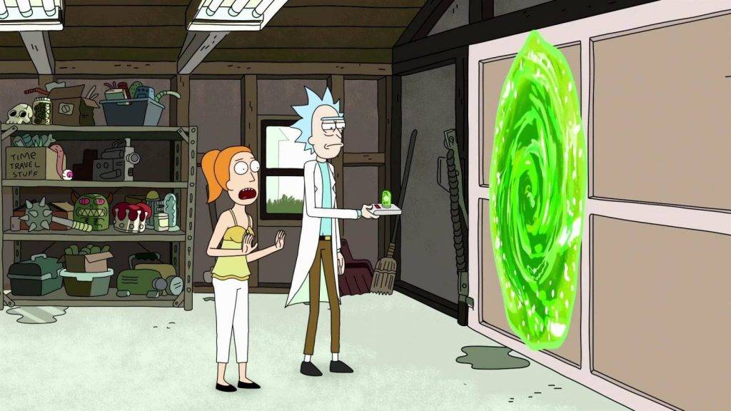 Почему «Рик и Морти» — настоящая научная фантастика