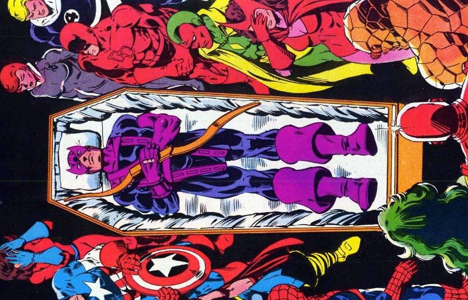Кто умрёт в «Мстителях 4»? 14